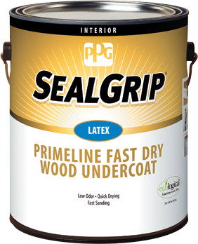 PPG Seal Grip<sup>®</sup> Primeline Fast Dry Wood Undercoat